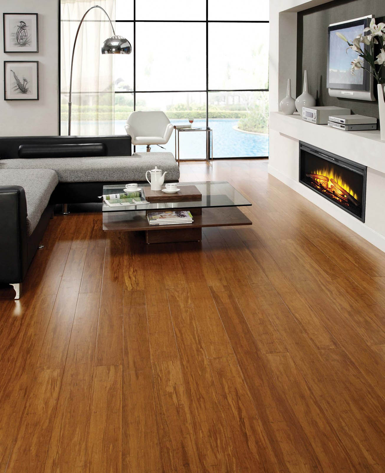 Bamboo Flooring Products